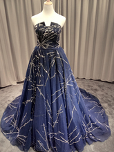 Real Sample Photo Ball Gown Haute Couture Long Evening Party Dress Luxury Designer Formal Gowns gelinlik robe de soiree
