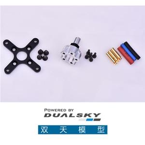 Image 4 - دوالسكي XM6360EA lll فرش السيارات 380KV 220KV 190KV إصلاح الجناح المحرك لطائرة RC