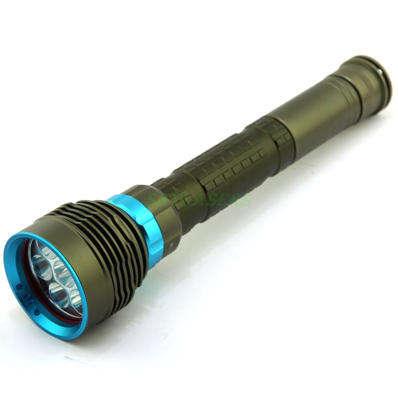 New Design Waterproof 9000 Lumens 7 x CREE XM-L2 LED Diving Flashlight 7L2 UnderWater 150m Depth Bright LED Lighting Lamp автоинструменты new design autocom cdp 2014 2 3in1 led ds150