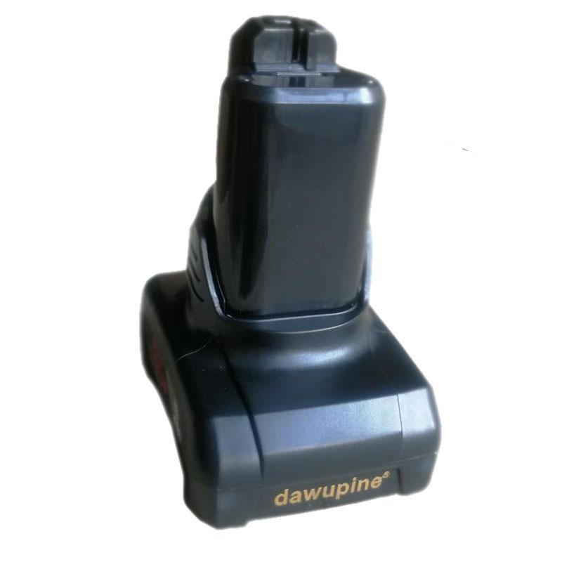 BAT420 Li-ion Battery BHB120 Holster USB Charger Adapter For Bosch 12V 10.8V 4Ah 6Ah BAT411 TSR1080 GSR10.8-2 GSA10.8V GWI10.8V