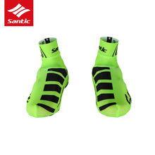 SANTIC Cycling Shoes Cover 2017 Windproof MTB Road Bike Shoes Cover 39-45 Overshoes Outdoor Bicycle Shoe Covers For Men Ciclismo