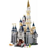 Лепин 16008 Золушка Принцесса замок Город Модель Строительный блок ребенком Развивающие игрушки для Детский подарок Совместимость 71040