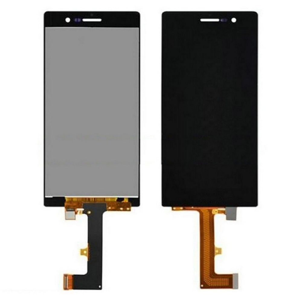 100% Original for Huawei Ascend P7 Lcd Screen Display with Touch Digitizer + Tools assembly Black&White 1 piece free shipping veithdia brand fashion unisex sun glasses polarized coating mirror driving sunglasses oculos male eyewear for men women 3360