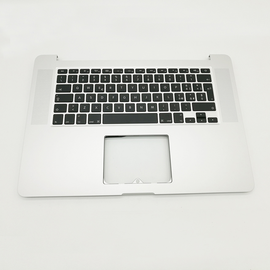 New Top Case For MacBook Pro Retina 15 A1398 Topcase With IT Italian Italy Keyboard MC975