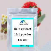 Fucoidan fealth care kelp extract powder 10:1 skin care and hairdressing weight Loss sports nutrition supplement protein