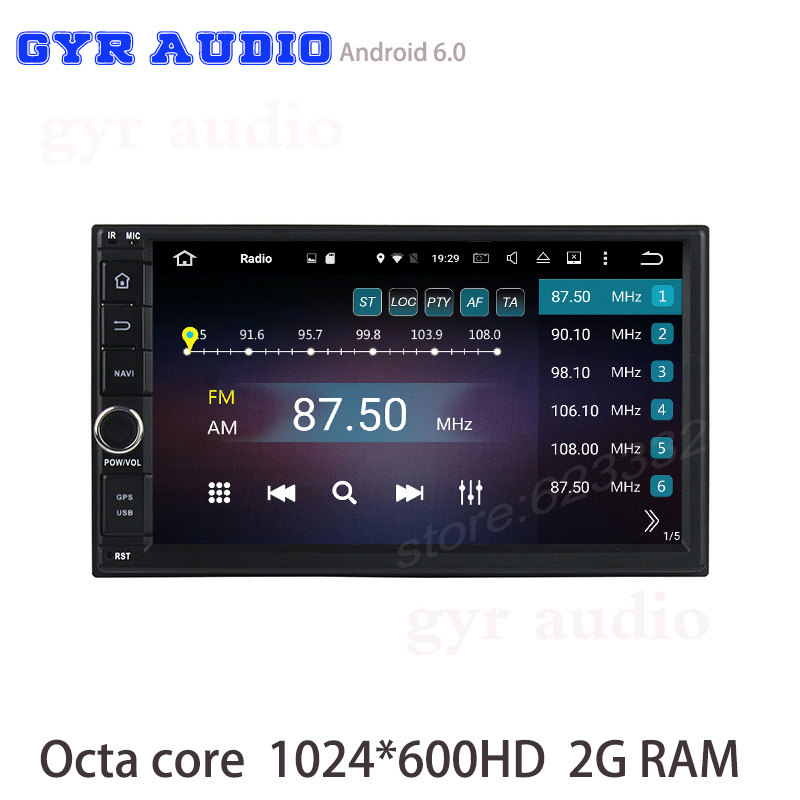Octa core android 6 0 car gps font b radio b font for Nissan 2 din