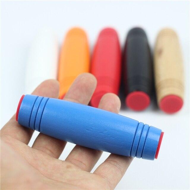 Fidget Rollver Fidget Toys Mokuru Novelty Gag Toys Decompression Toy 9.2 *  2.5cm Good Quality