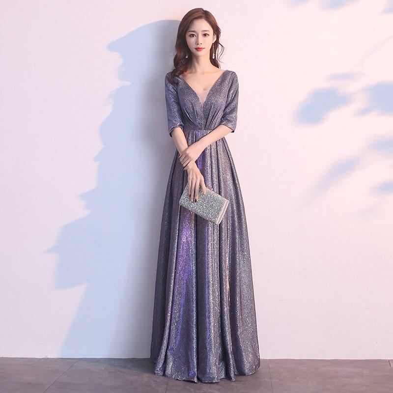 Evening Dress Party Women 2019 Prom Celebrity Dresses