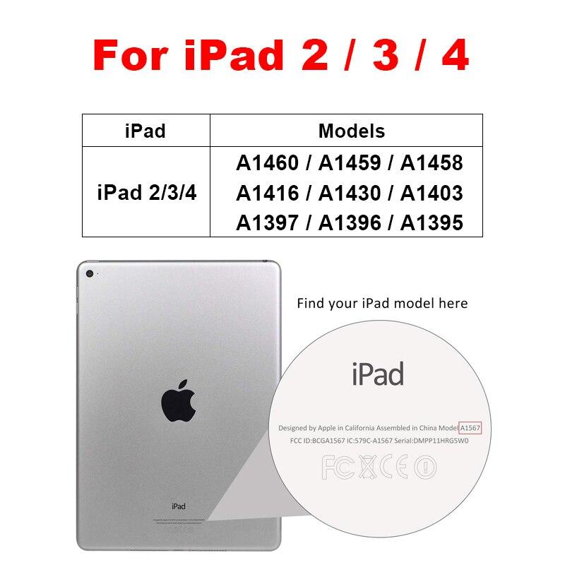 Защитное стекло с закругленными краями для iPad Pro 11 10,5 9,7 Защитная пленка для экрана для iPad 10,2 Mini 5 4 Air 3 2 1 закаленная пленка - Цвет: For iPad 2 3 4