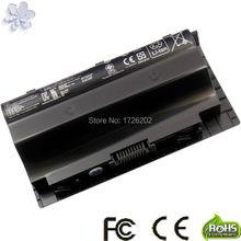 New 14.4 V 5200 mAh remplacer la batterie d'ordinateur portable a42 – G75 Asus G75V G75 3D G75VW 3D G75 G75VW G75V 3D série noire