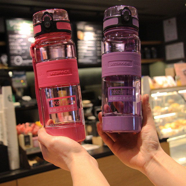 Creative Portable Japan Sport Water Bottle Tea Drink Directly Bussiness For Man and Woman Drinkware