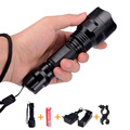 LED flashlight Tactical Flashlight 2000 Lumens XM-T6 5 Modes aluminum Lanterna LED Torch Flashlights For Camping Hunting