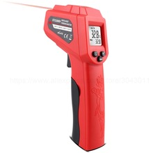 Digital Infrared Thermometer -50-380/550 Degree Handheld Industrial and Domestic Temperature Guns IR Laser Temp Tester xintest handheld digital industrial infrared thermometer infrared ir thermometer laser temperature gun tester 50 650c ht 817