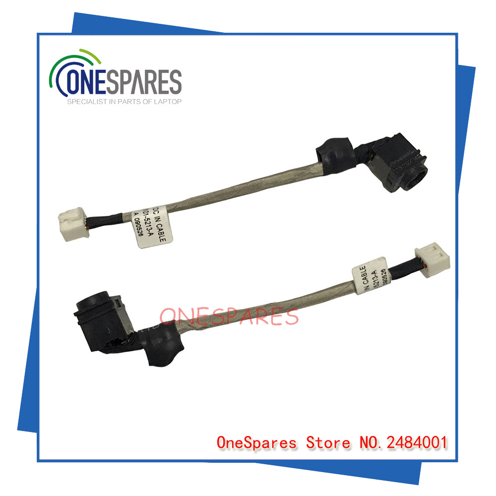 Computer Cables & Connectors Laptop Dc Power Jack With Cable For Sony Vaio M790 Pcg-7161l Pcg-7111l Pcg-7141m Pcg-7144m Pcg-7154m 073-0101-5213-a