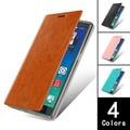 Caso de cuero de lujo del tirón del teléfono lenovo vibe z2 pro k920 caso para lenovo k 920 colores multi teléfono lenovo k920 cubierta