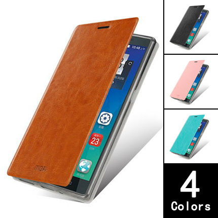 Lenovo VIBE Z2 Pro K920 Phone Case Luxury Leather Flip Case For Lenovo K 920 Multi Colors Lenovo K920 Phone Cover