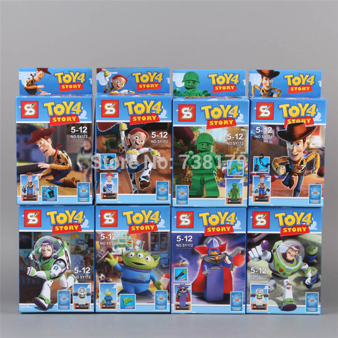 Disney Pixar Monsters University 3 Piece Room In A Box: Popular Toy Story 4-Buy Cheap Toy Story 4 Lots From China