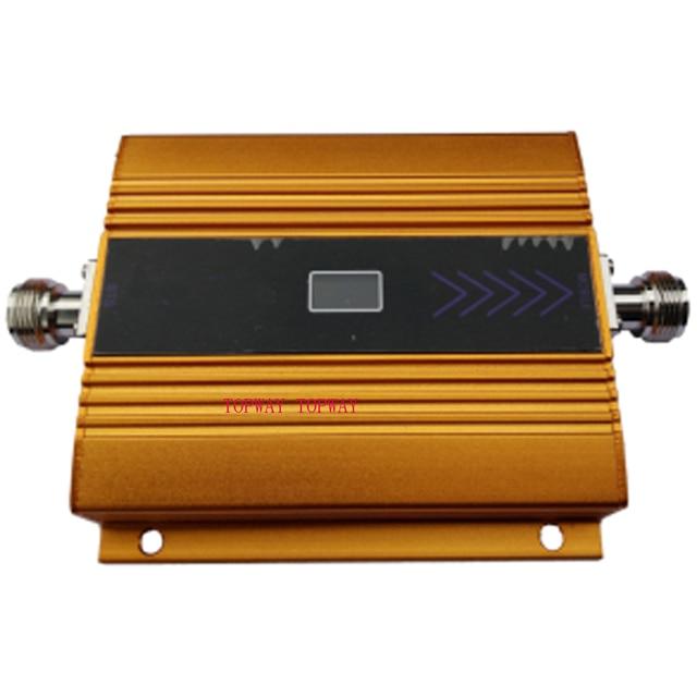 Celular 3G Signal Booster 2100 mhz 3g Repetidor de Sinal, Display LCD Mini 3G LTE WCDMA UMTS 2100 Mhz 3G amplificador de sinal