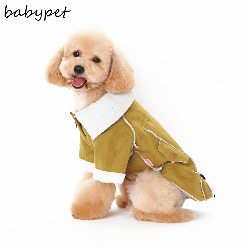 Dog clothing S M L XL XXL pet shop clothes for dogs winter pet dog coats jackets for chihuahua teddy dog accessories for animals