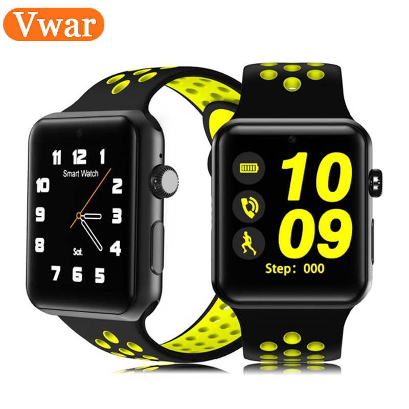 Vwar DM09 plus sport Smart Watch Support SIM Card MTK2502 Sync Notifier Bluetooth SmartWatch For apple iphone Android Phone smartwatch gt08 smart watch bluetooth clock sync notifier support sim card bluetooth connectivity for ios iphone android phone