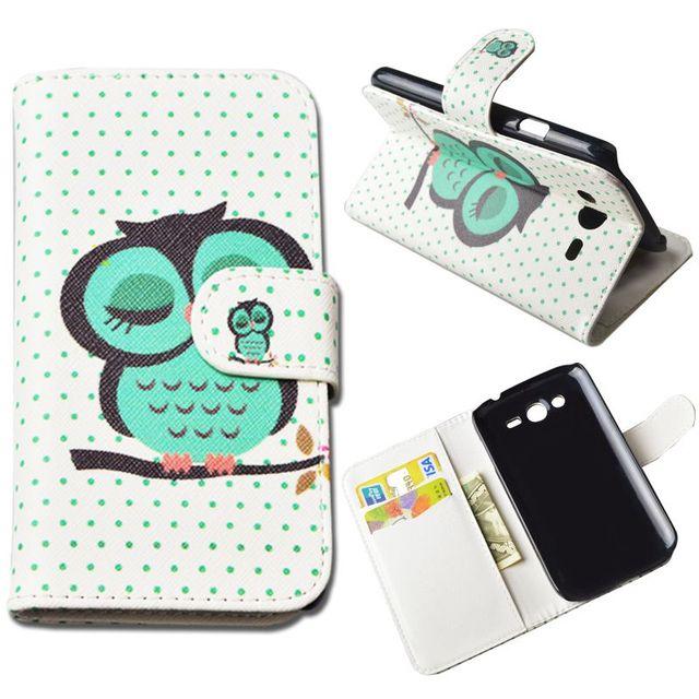 For Samsung Galaxy Grand Duos i9082 GT-i9082 i9080 Case Flip Cover For Galaxy Grand Neo Plus I9060i I9060 GT gt-I9060i Cover