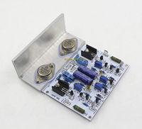 (Assembeld /DIY kit) Linear Parallel Regulator Power Supply Board For NAIM  NAP250 Amplifier DIY With Angle aluminum