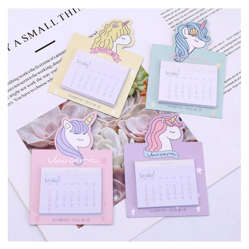 Office & School Supplies 1 Stücke Nette Cartoon Wand Kalender 100 Tag Anime Yin Yang Master Kalender Kreative Schreibwaren Zeitplan Planung Papier Liefert