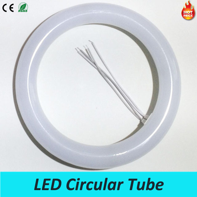 Easy Install 12w Ac220v T9 G10q Led Circular Lamp Light Fixture