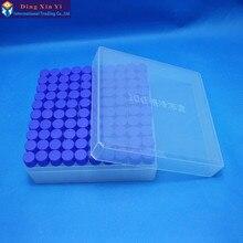 1.8 ml/100 aberturas caixa de tubo de congelamento + 100 pçs tubo de congelamento frete grátis