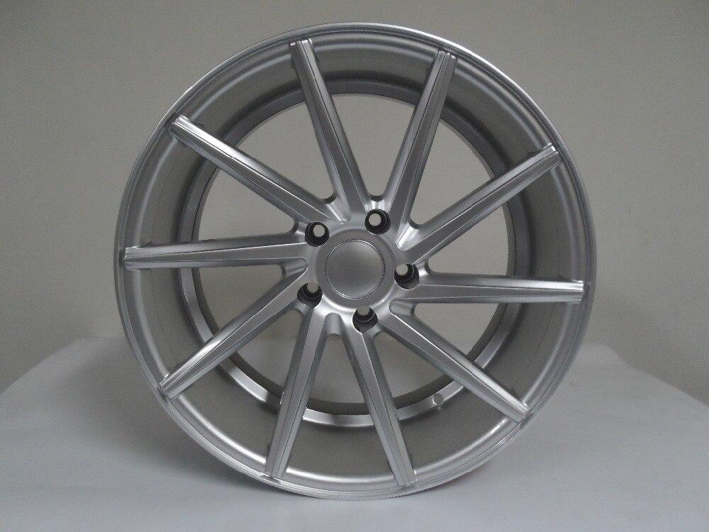 20x10 et 20 5x120 OEM Alloy Wheel Rims W013 For Your Car