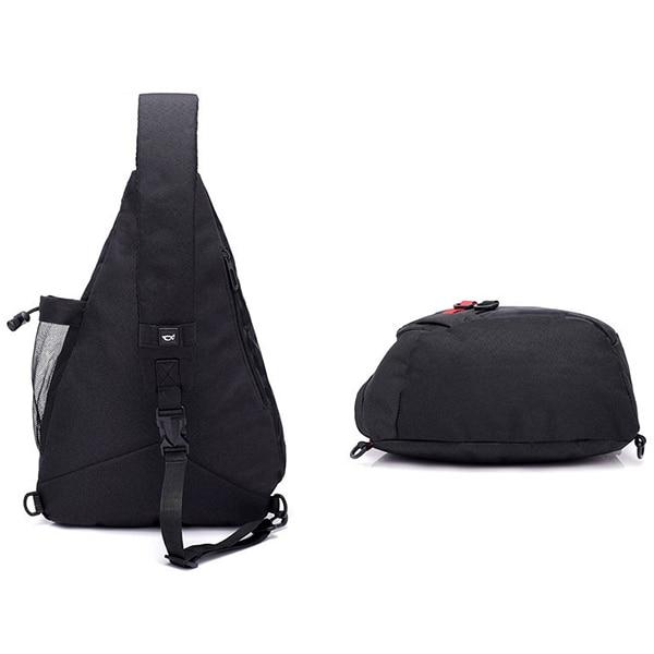 pequeno saco de peito menino mochila masculino