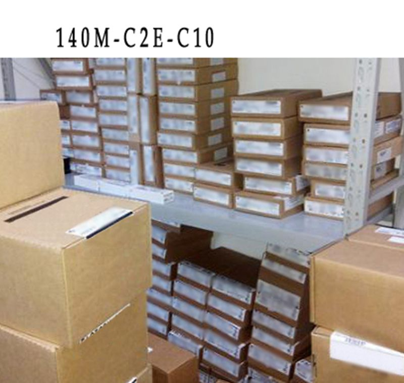 NEW 140M-C2E-C10 industrial control PLC module 5pcs new 1pcs ee 1010 om plc industrial use plc module industry automation t