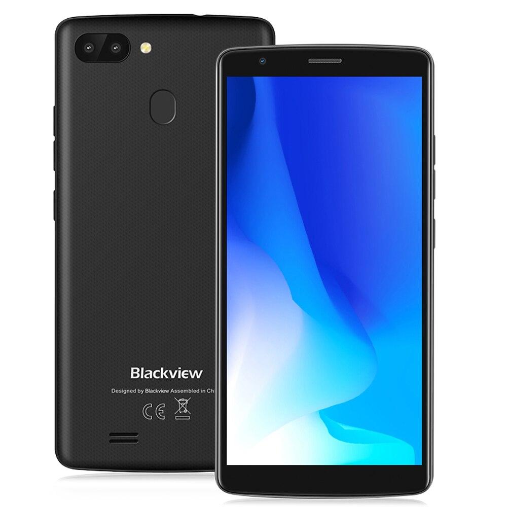 Купить Смартфон Blackview A20 Pro 4G 5,5 дюймов Android 8,1 MTK6739 2 Гб ОЗУ 16 Гб ПЗУ 18:9 HD ips разблокированный мобильный телефон на Алиэкспресс