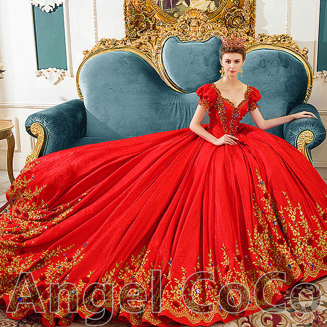 Luxury Royal Designer Wedding Dresses Turkey Gorgeous Princess Bride Bridal Vintage Gownsvestido De Noiva Custom