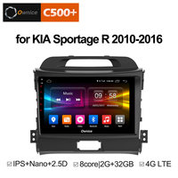 Ownice C500+ 8 Core Android 8.1 car radio gps navi player DVD for KIA sportage 2010 2011 2012 2013 2014 2015 2G RAM 32G ROM