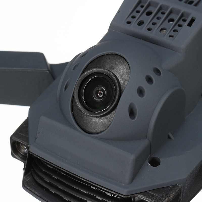 Eachine E58 WIFI FPV con gran angular HD CÁMARA DE ALTO modo plegable brazo RC Quadcopter RTF Drone VS VISUO XS809HW