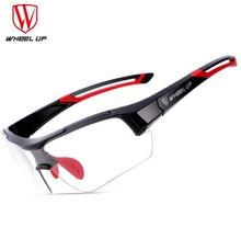 Wheel Up Bike Photochromic Glasses Outdoor Sports Cycling Glasses Unisex Anti-uv Mtb Mountain Windproof Bicycle Sunglasses