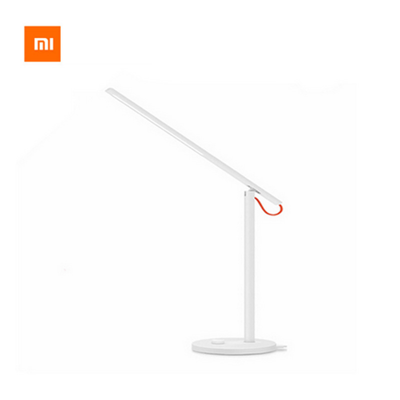 ФОТО Original Xiaomi Mijia LED Desk Smart Table Lamps Desklight Support Mobile Phone App Control With KC IEC BSMI Rohs certificate