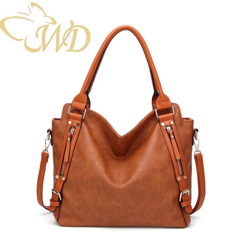 New Generous Tote Bag Shoulder Crossbody Bag for Women Pu Leather bag Fashion Casual HandbagNew Generous Tote Bag Shoulder Crossbody Bag for Women Pu Leather bag Fashion Casual Handbag