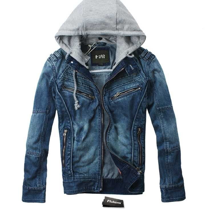 Compare Prices on Denim Hooded Jacket Men- Online Shopping/Buy Low ...