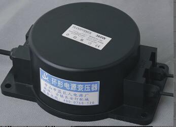 360W waterproof plastic caseLED toroidal transformer