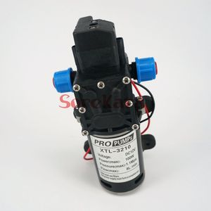 Image 4 - T YB bomba de agua de diafragma, refuerzo autoaspirante, interruptor de presión automático, 300L/H, DC 12V, 100W, para lavado de coche