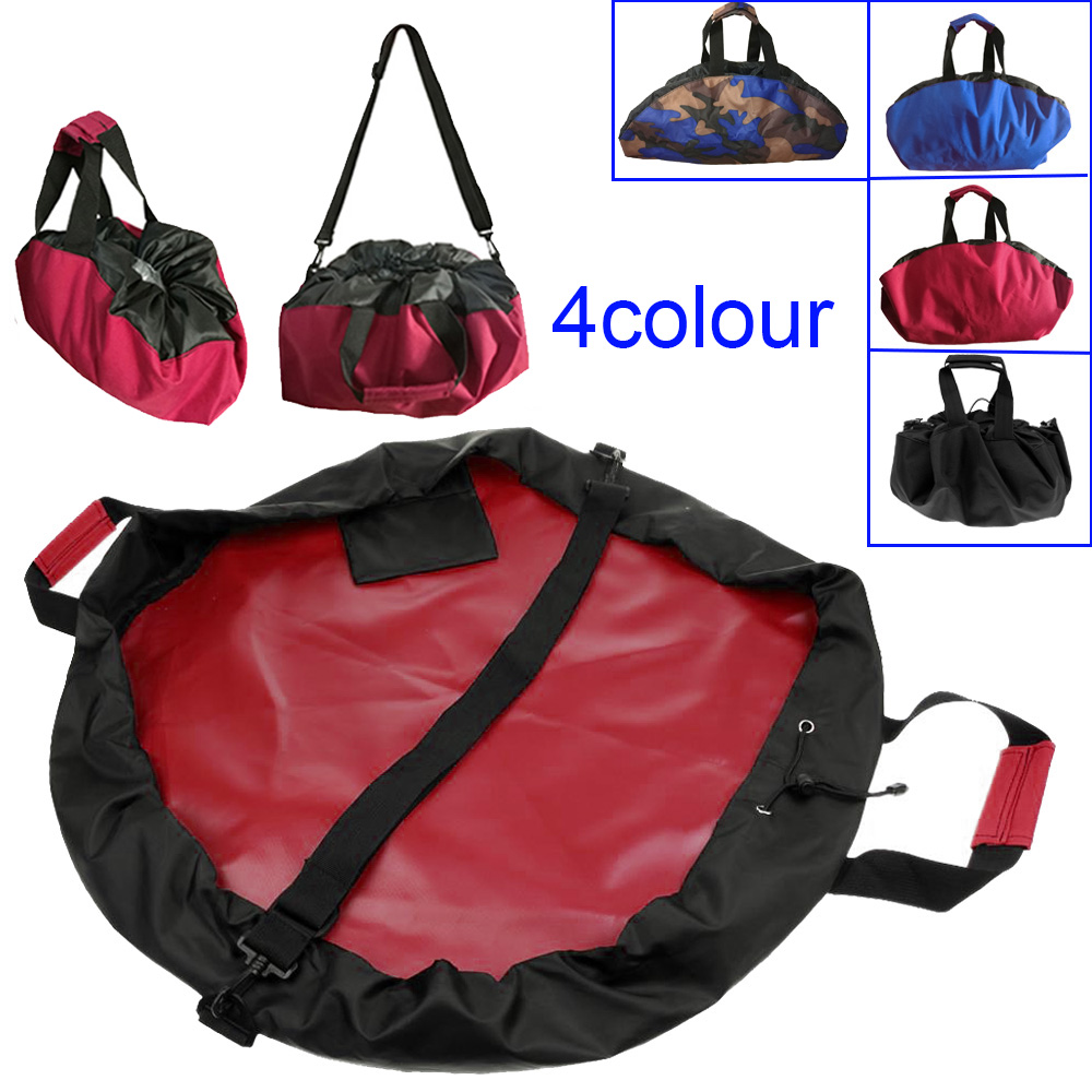 Waterproof 90CM Swimming Wetsuit Change Mat Beach Clothes Changing Carrying Bag With Handle Shoulder Straps For Surfing Kayak