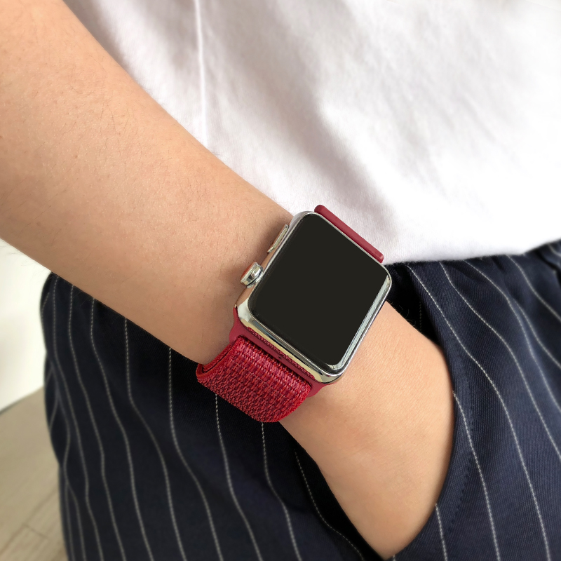 Nylon Soft Band for Apple Watch 18