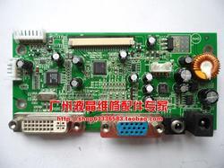 Darmowa wysyłka> oryginalne 100% testowane działa LED płyta sterownicza 6003050145/286 ADB0ARD V1.1 płyta główna 20 cal 1680x1050 w Części do klimatyzatorów od AGD na