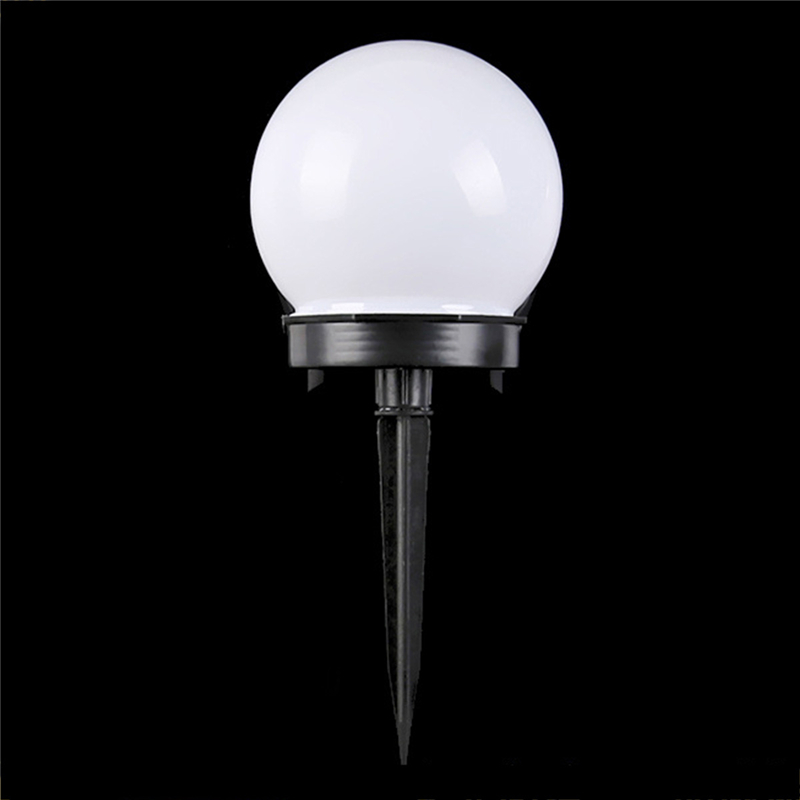 6 pcs/lot Solar Garden Light Waterproof LED Bulb Lawn Garden Light Outdoor Camping Night Lights Solar Powered Landscape Lamp