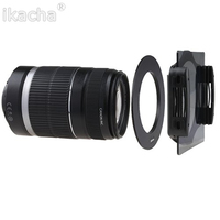58 41 in1 24pcs Color Filter +4 Cases+49 52 55 58 62 67 72 77 82mm ring Adapter+1 holder+Wide-Angle Holder+lens hood for Cokin P  (4)