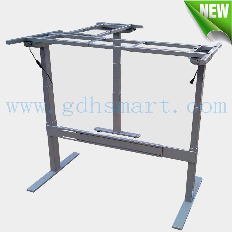 adjustable table legs electric electric adjustable table