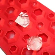 Ледогенератор в форме бриллианта лоток кубик прессформы коктейли силиконовые для виски инструмент