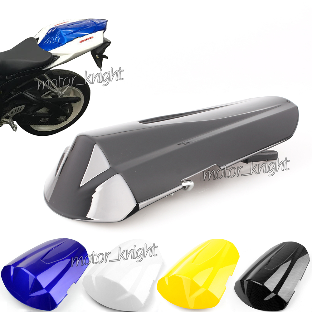 New Rear Back Seat Cover Cowl <font><b>Fairing</b></font> for Suzuki GSXR600 <font><b>GSXR750</b></font> <font><b>2008</b></font> 2009 2010 K8 ABS Plastic image